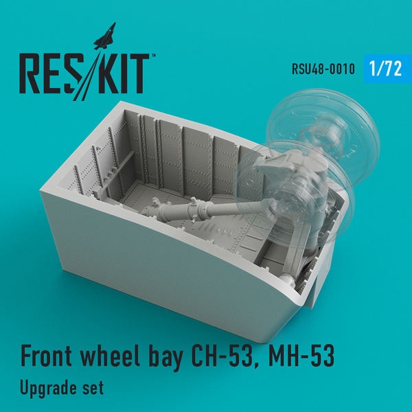 Front wheel bay Sikorsky CH-53, MH-53 #RSU72-0010