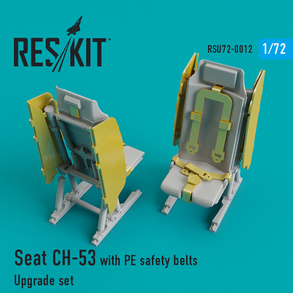 Seats Sikorsky CH-53, MH-53 #RSU72-0012