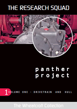 The Panther Project Vol. 1: Drivetrain and Hull (reprint) #TRS001