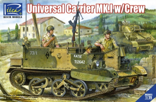 Universal Carrier Mk.I- Net Pricing #RCH35011