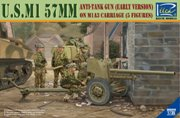 M1 57mm Anti-Tank Gun #RCH35019