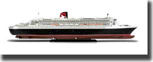 Queen Mary II Ocean Liner #RVL05808
