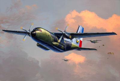C-160 Transall Transport Aircraft (D)<!-- _Disc_ --> #RVL3998