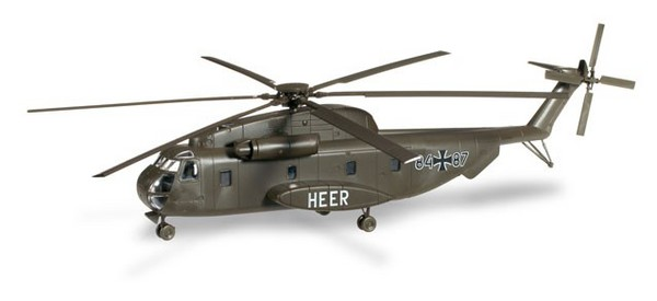Sikorsky CH53 Sea Stallion Helicopter Kit #HER745178