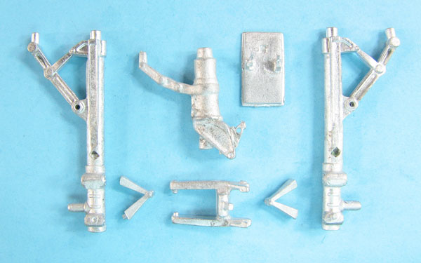Sea Vixen FAW.2 Landing Gear (for Trumpeter kit) #SCV48360