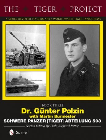 Tiger Project vol.1: Schw Pz Abt 503 #SFR0009