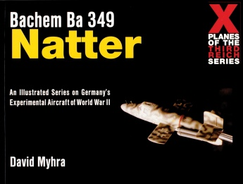X-Planes of 3rd Reich: Ba 349 Natter #SFR0321