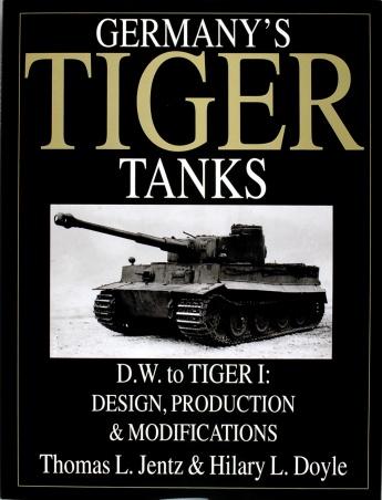 Germany's Tiger Tanks V1: D.W. to Tiger I #SFR0380