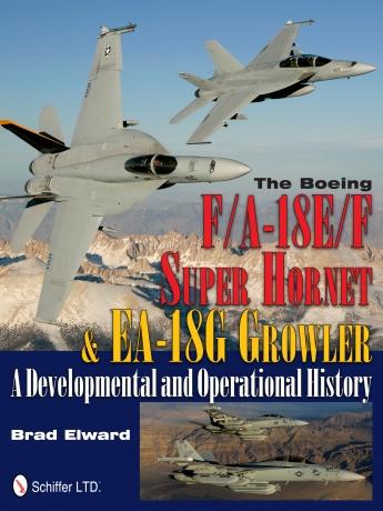 Boeing F/A-18 E/F Super Hornet & EA-18G Growl #SFR0413