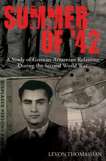 Summer of '42: A Study of German-Armenian Relations during WW2 #SFR0451