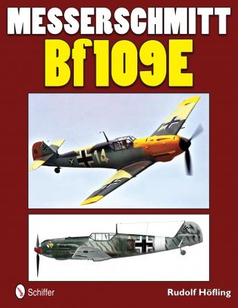 Luftwaffe Profile: Messerschmitt Bf.109E #SFR0505