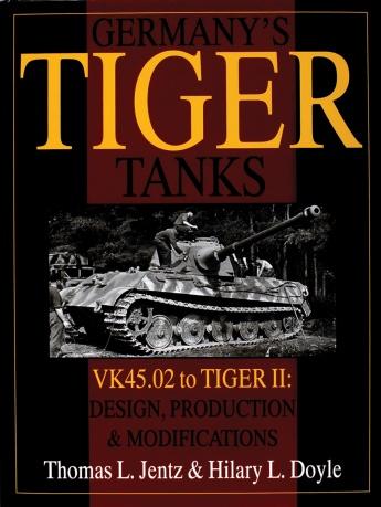 Germany's Tiger Tanks V2: VK45.02 to Tiger II #SFR2248