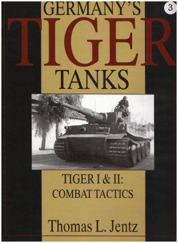 Germany's Tiger Tanks V3: Combat Tactics #SFR2256