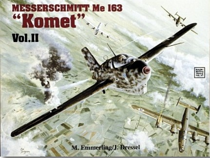 Me.163 Komet [Rocket Fighter]--v.1 #SFR2321
