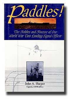 Paddles!  World War II Landing Signal Officer #SFR0776
