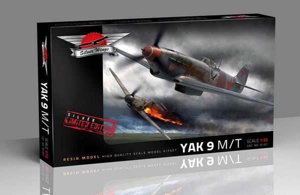 Yakovlev Yak-9 - Pre-Order Item #SVW32021