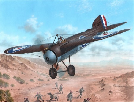 Bristol M 1C Wartime Colours Fighter #SHY32057