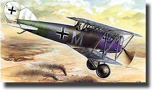 Pfalz D.XII Late Version #SHY48024