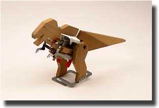 Walking Tyrannosaurus #TAM70089