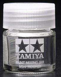 Paint Mixing Jar Mini Round (10ml Bottle) #TAM81044