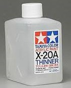 Acrylic Thinner (250ml) #TAMX20A250