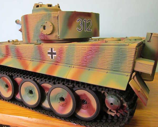 Pz.Kpfw.VI Tiger I (TAM/TRP) #TBM002