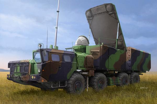 Russian 30N6E Flapid Radar System (New Tool) (DEC) #TSM1043