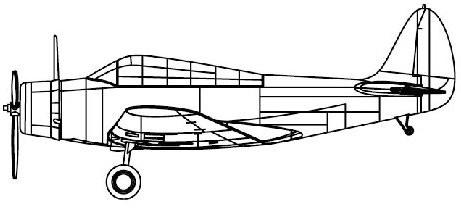 TBD-1 Devastator Aircraft #TSM4206