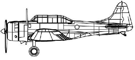 SBD Dauntless Aircraft #TSM4207