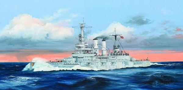 SMS Schleswig-Holstein Deutschland Class Battleship 1935 (New Tool) (JAN) #TSM5354