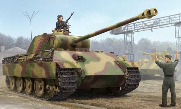 German Panther G Tank #TSM928