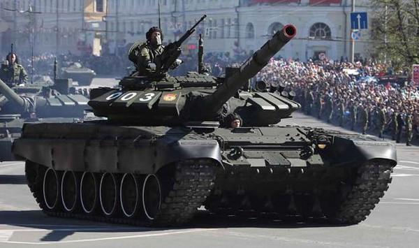 Russian T-72B3 Main Battle Tank #TSM9508