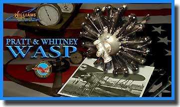 Pratt & Whitney Wasp R1340 #WIL30710