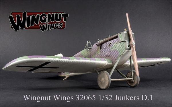 Junkers D.I #WNW32065