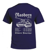 Militrack Nashorn Shirt - Support the Reconstruction of a 1:1 Nashorn #MILIBLNASHORN
