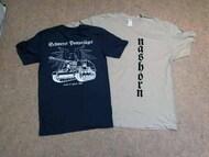Militrack Nashorn Shirt - NASHORN - Support the Reconstruction of a 1:1 Nashorn #MILIBLNASHORN2