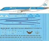 26 Decals  1/144 KLM Cityhopper Embraer 190-100STD STS44322