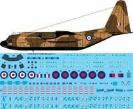 26 Decals  1/144 RAF Lockheed C-130K Hercules screen printed decal STS44357