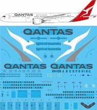 26 Decals  1/144 QANTAS Boeing 787-9 STS44362