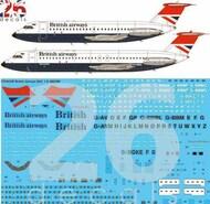 British Airways Negus & Negus BAC 1-11s #STS44395