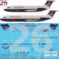 British Airways Landor BAC 1-11s #STS44396