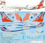 Titan Airways / United Kingdom Airbus A321-253NX #STS44401