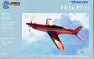 3D-Blitz  1/72 Pilatus PC-21 3DB72101