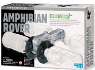4M Project Kits   N/A Amphibian Rover Green Science Kit (D)<!-- _Disc_ --> FMK3636