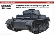 5M HOBBY  1/35 German Pz.Kpfw. II Ausf G (VK901) Tank FMH35001