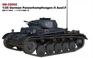 5M HOBBY  1/35 German PzKpfw II Ausf F Tank - Pre-Order Item FMH35002