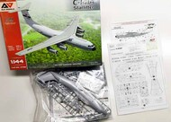 A & A Models  1/144 Lockheed C-141A Starlifter Military strategic airlifter AAM44002