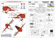 A & A Models  1/48 Gee Bee R2 (1933 version) AAM4805