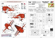 A & A Models  1/48 Gee Bee R1 (1933 version AAM4807