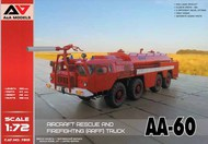 A & A Models  1/72 AA-60 Firefighting truck AAM72001